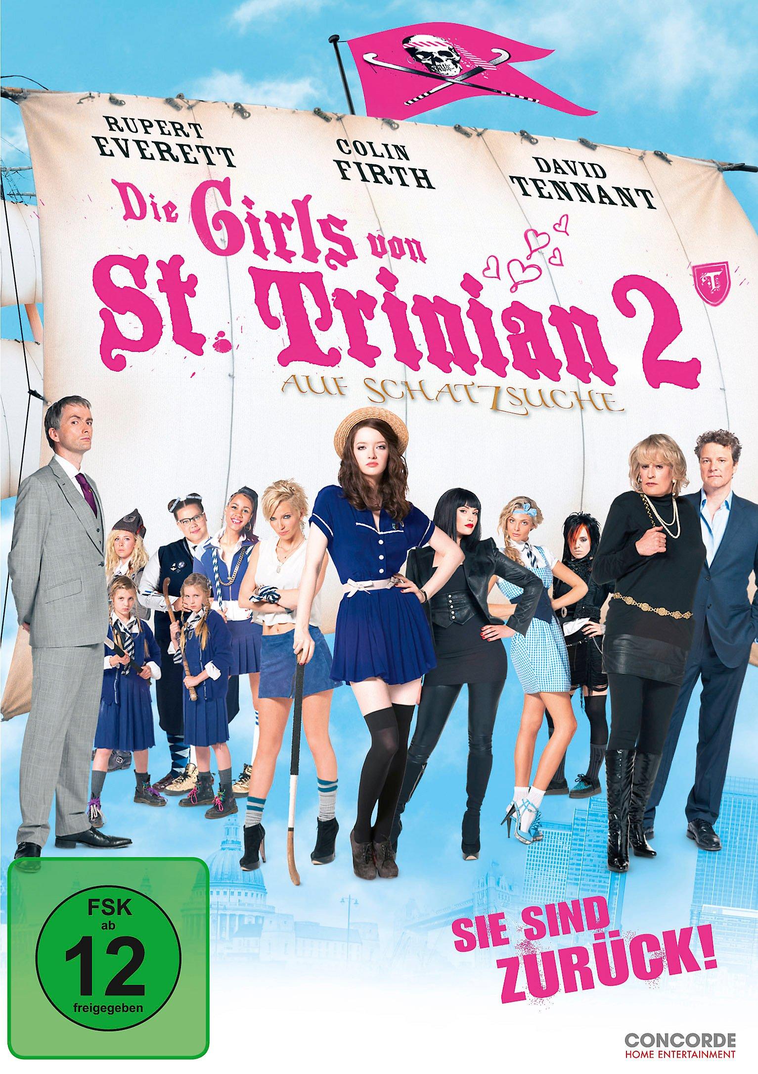 Die Girls von St  Trinian 2 - Auf Schatzsuche DVD | Weltbild at