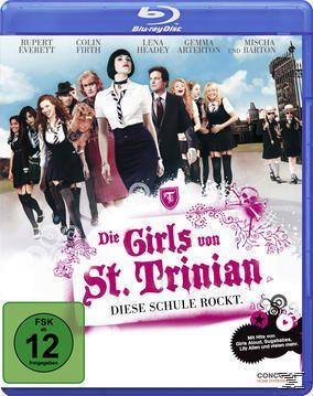 Die Girls von St. Trinian - Diese Schule rockt, Piers Ashworth, Jamie Minoprio, Nick Moorcroft, Ronald Searle, Jonathan M. Stern