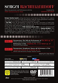 Die Glocken/Sinf.Tänze/Sinf.2 - Produktdetailbild 1