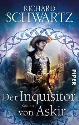 Die Götterkriege: Der Inquisitor von Askir, Richard Schwartz