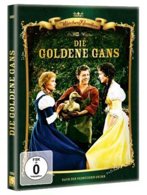 Die goldene Gans, Märchen Klassiker
