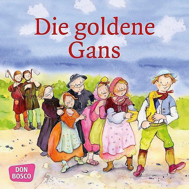 Die goldene Gans Buch von Jacob Grimm bei Weltbild.de