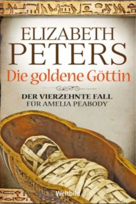 Die goldene Göttin, Elizabeth Peters