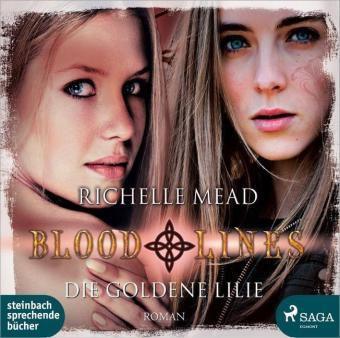 Die goldene Lilie, MP3-CD, Richelle Mead