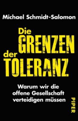 Die Grenzen der Toleranz, Michael Schmidt-Salomon