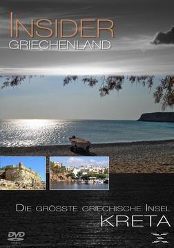 Die grösste Griechische Insel Kreta, DVD