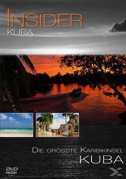 Die grösste Karibikinsel Kuba, DVD