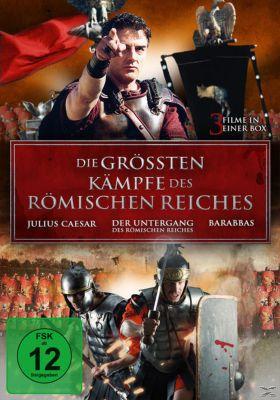 Die größten Kämpfe des Römischen Reiches, Sophia Loren, Stephen Boyd, Alec Guinness