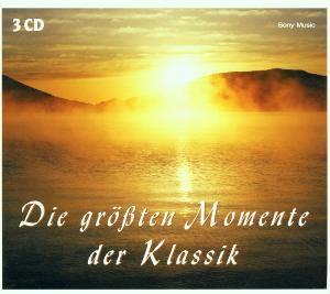 Die Größten Momente Der Klassik, Various