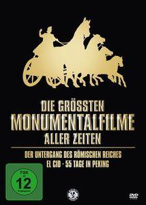 Die größten Monumentalfilme aller Zeiten