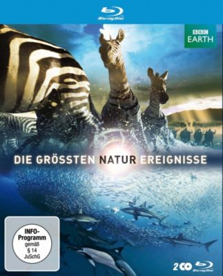 Die grössten Naturereignisse, Bbc Earth