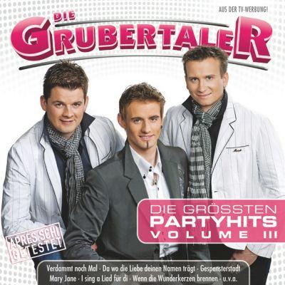 Die grössten Partyhits Volume III, Die Grubertaler