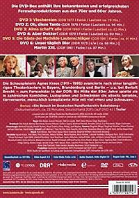 Die große Agnes Kraus Box - Sieben TV-Spielfilme mit dem >>Fernsehliebling der DDR DVD-Box - Produktdetailbild 1