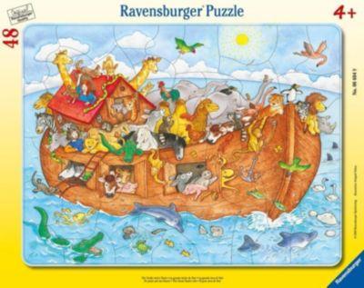Die grosse Arche Noah (Rahmenpuzzle)