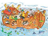 Die grosse Arche Noah (Rahmenpuzzle) - Produktdetailbild 4