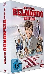 Die grosse Belmondo Edition - Produktdetailbild 1