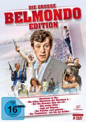 Die grosse Belmondo Edition