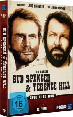 Die große Bud Spencer & Terence Hill Special Edition, N, A