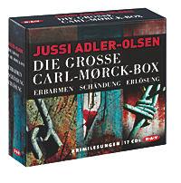 Die große Carl-Mørck-Box, Hörbuch - Produktdetailbild 1