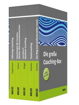 Die große Coaching-Box, 5 Bde.