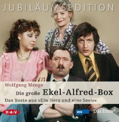 Die große Ekel-Alfred-Box, Hörbuch - Wolfgang Menge pdf epub