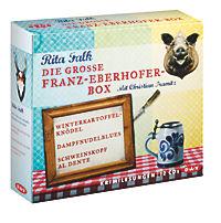 Die große Franz-Eberhofer-Box, Hörbuch - Produktdetailbild 1