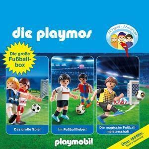 Die Große Fußball-Box, Die Playmos