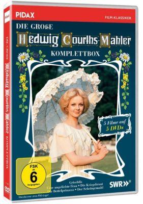 Die große Hedwig Courths-Mahler Komplettbox, Sabine Sinjen