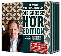 Die grosse Hör-Edition, 4 Audio-CDs - Produktdetailbild 1