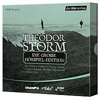 Die grosse Hörspiel-Edition, 7 Audio-CDs - Produktdetailbild 1