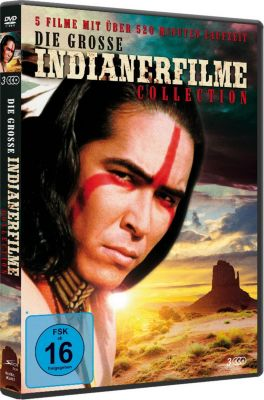 Die grosse Indianerfilme Collection