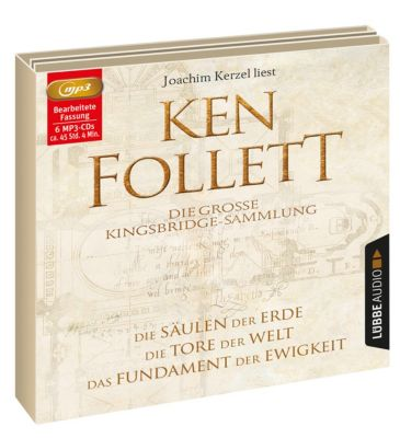Die große Kingsbridge-Sammlung, Ken Follett