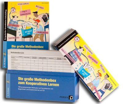 Die große Methodenbox zum Kooperativen Lernen, Karteikarten mit CD-ROM - Dennis Sawatzki |