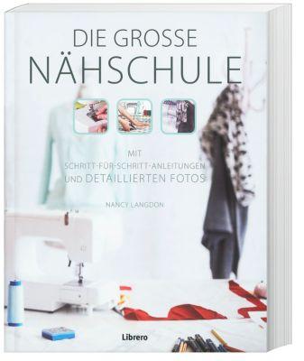 DIE GROSSE NÄHSCHULE - Nancy Langdon  