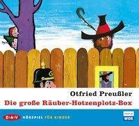 Die große Räuber-Hotzenplotz-Box, 6 Audio-CDs, Otfried Preussler