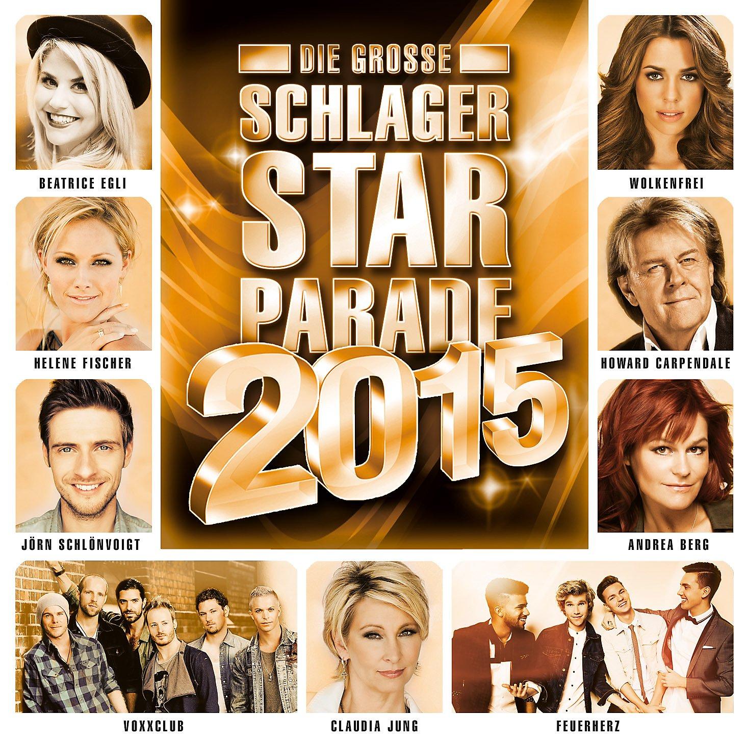 Die Große Schlager Starparade 2015, Folge 2 von Various