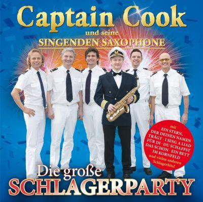 Die große Schlagerparty, Captain Cook Und Seine Singenden Saxophone