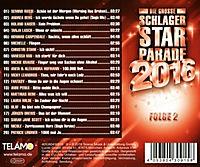 Die große Schlagerstarparade 2016 - Folge 2 - Produktdetailbild 1