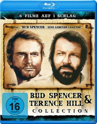 Die große Spencer & Hill Special Edition Bluray Box