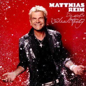 Die große Weihnachtsparty, Matthias Reim