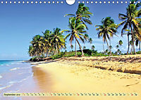 Die großen Antillen - Dominikanische Republik (Wandkalender 2019 DIN A4 quer) - Produktdetailbild 9