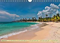 Die großen Antillen - Dominikanische Republik (Wandkalender 2019 DIN A4 quer) - Produktdetailbild 1