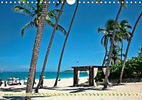 Die grossen Antillen - Dominikanische Republik (Wandkalender 2019 DIN A4 quer) - Produktdetailbild 6