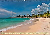 Die großen Antillen - Dominikanische Republik (Wandkalender 2019 DIN A2 quer) - Produktdetailbild 1