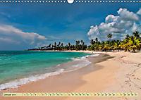 Die großen Antillen - Dominikanische Republik (Wandkalender 2019 DIN A3 quer) - Produktdetailbild 1