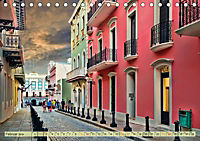 Die grossen Antillen - Puerto Rico (Tischkalender 2019 DIN A5 quer) - Produktdetailbild 2