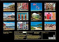 Die großen Antillen - Puerto Rico (Wandkalender 2019 DIN A2 quer) - Produktdetailbild 13