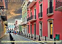 Die großen Antillen - Puerto Rico (Wandkalender 2019 DIN A4 quer) - Produktdetailbild 2