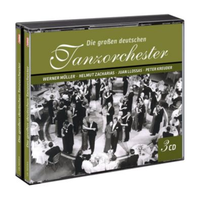 Die grossen deutschen Tanzorchester, Various