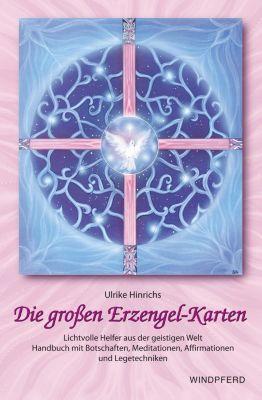 Die großen Erzengel-Karten, m. Engelkarten, Ulrike Hinrichs
